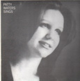 PATTY WATERS「SINGS」